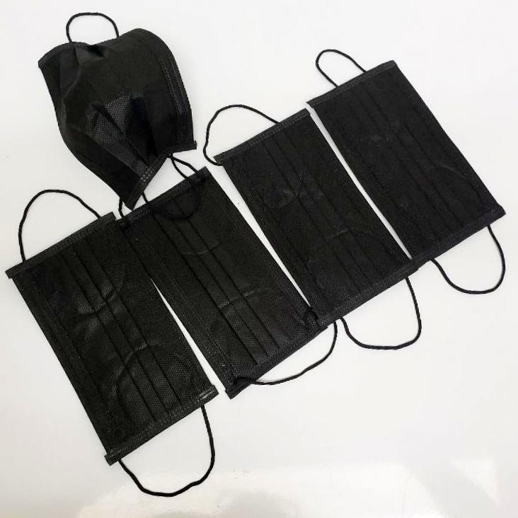 disposable carbon mask